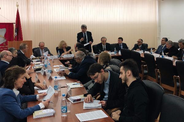 Научно-практический круглый стол о диаспорах Москвы прошел на историческом факультете МГУ